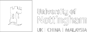 projectscene.uk image:  University of Nottingham logo