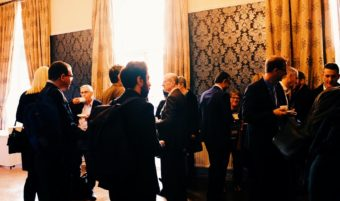 Symposium networking